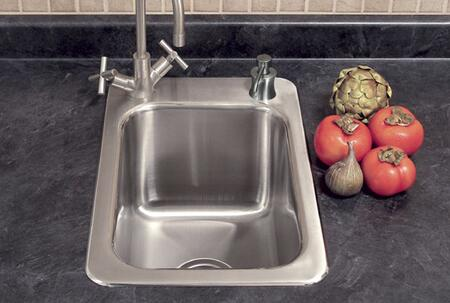 Aline SS1171710RE Kitchen Sink
