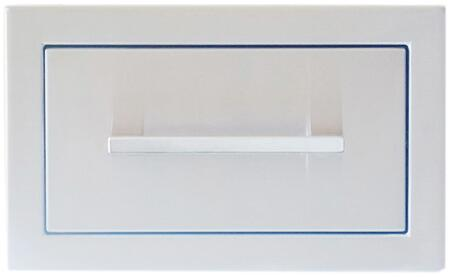 Sunstone BA Signature Series Belved Frame Drawer in Stainless Steel