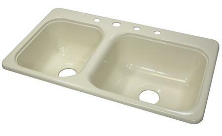 Lyons DKS09CB435 Kitchen Sink