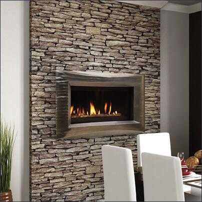 Monessen WDV600PTSC Wall Mountable Direct Vent Liquid Propane Fireplace