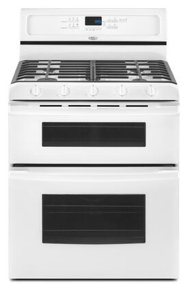 """Whirlpool GGG390LXQ 30"""" Gold Series Gas Freestanding 