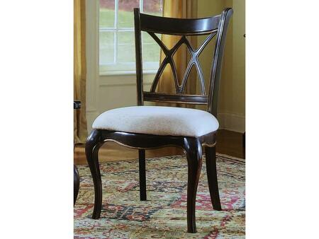 Preston Ridge X Back Side Chair with Cushion