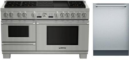 Thermador 715933 PRO Grand Kitchen Appliance Packages