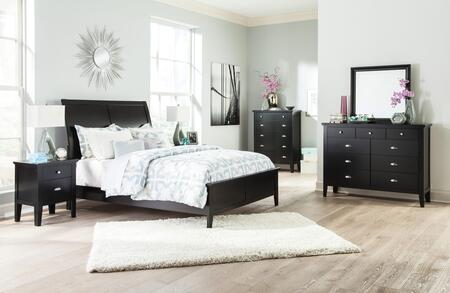 Signature Design by Ashley B591QSET6PC Braflin Queen Bedroom