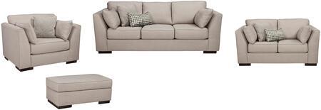 Signature Design by Ashley 54202SLCO Lainier Living Room Set