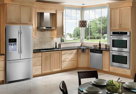 wall oven feature spotlight graphic frigidaire 17