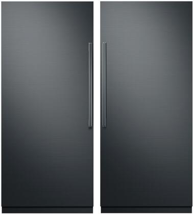 Dacor 865820 Modernist Side-By-Side Refrigerators
