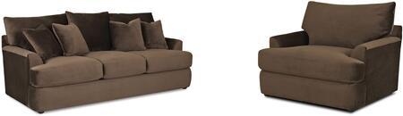 Klaussner K56830KL2PCARMKIT1 Findley Living Room Sets