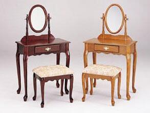 Acme Furniture 02337A Queen Ann Series  Vanity
