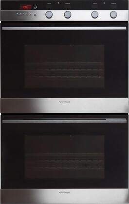 "Fisher Paykel OB30DDEPX2 30"" Double Wall Oven, in Stainless Steel"