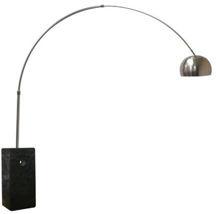 "Fine Mod Imports FMI1179 95"" High Arch Lamp With A Big Base:"