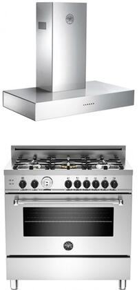 Bertazzoni 714851 Kitchen Appliance Packages