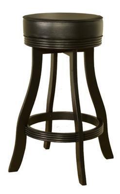 American Heritage 106606BLK2  Bar Stool