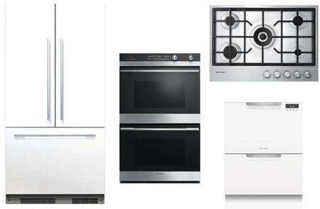 Fisher Paykel 736501 Kitchen Appliance Packages