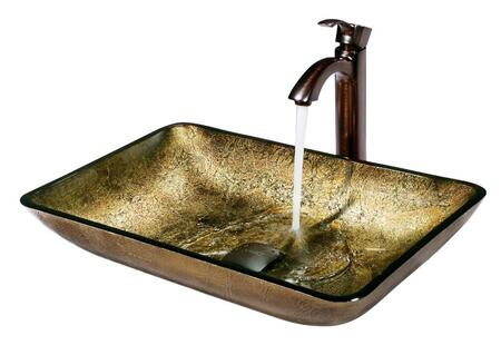 Vigo VGT157 Oil Rubbed Bronze Bath Sink