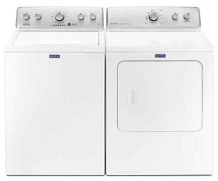 Maytag 729880 Washer and Dryer Combos