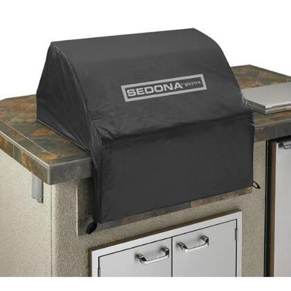 Lynx VC70 L700 Grill Vinyl Cover with Felt Lining, Durable Textured Vinyl Construction and Nylon Finger Loops: