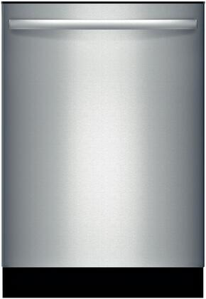 "Bosch SHX3AR55UC 24"" Ascenta Series Built In Fully Integrated Dishwasher"