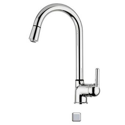 Elkay LK7322BC Single Lever Pull-Down Faucet