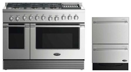 DCS 736162 Kitchen Appliance Packages