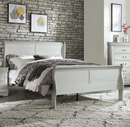 Acme Furniture Louis Philippe Bed