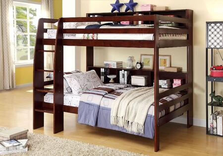 Furniture of America CMBK613EXBED Camino Series  Twin Size Bed