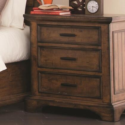 Coaster 203892 Elk Grove Series Rectangular Wood Night Stand