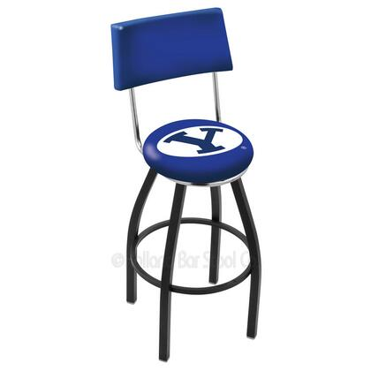 Holland Bar Stool L8B430BRIGYN Residential Vinyl Upholstered Bar Stool