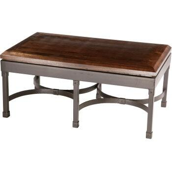 Stone County Ironworks 904-440 Cedarvale Cocktail Table