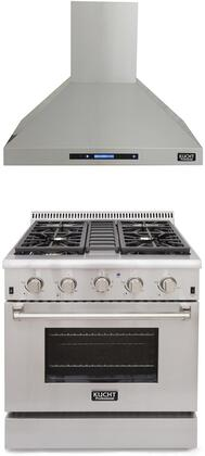 Kucht 721917 Professional Kitchen Appliance Packages