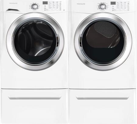 Frigidaire 360278 Duet Washer and Dryer Combos