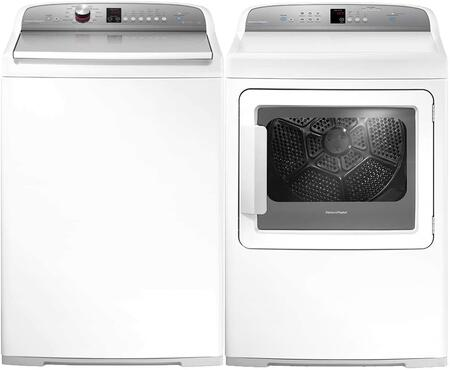 Fisher Paykel 740589 AquaSmart Washer and Dryer Combos