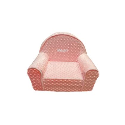 Fun Furnishings 603XXP My First Chair Minky Dots -Personalized