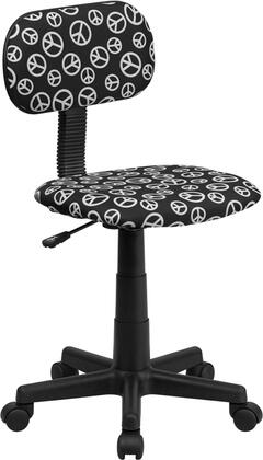 "Flash Furniture BTPEACEGG 20"" Adjustable Contemporary Office Chair"