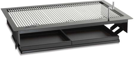 FireMagic 3329 Built-In Charcoal Grill