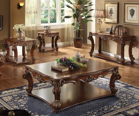 Acme Furniture 82000CESS Vendome Living Room Table Sets
