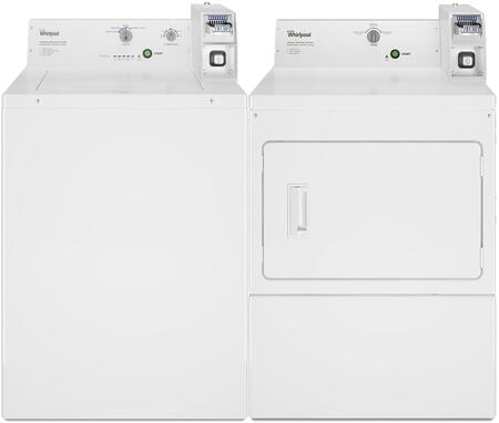 Whirlpool 772375 Washer and Dryer Combos