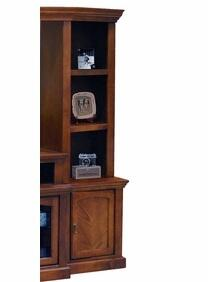 Legends Furniture OS3204SPROld Savannah Series  Bookcase