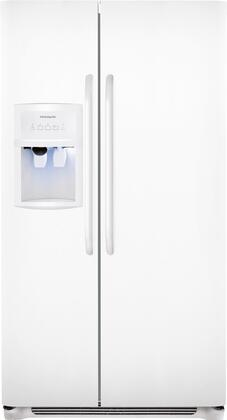 Frigidaire FFUS2613LP Freestanding Side by Side Refrigerator