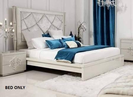VIG Furniture VGWCTEM8C007AQ Temptation Juliet Series  Queen Size Platform Bed