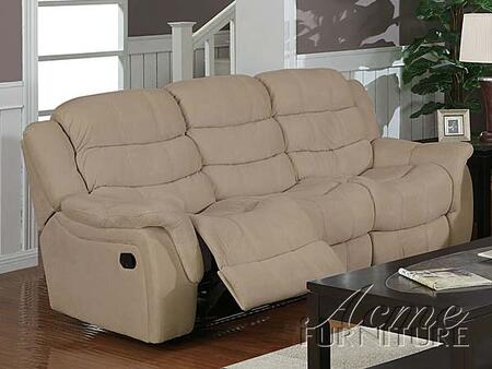 Acme Furniture 15220 Caray Series  Fabric Sofa