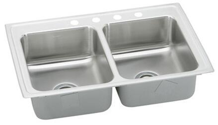 Elkay LRADQ372255MR2 Kitchen Sink