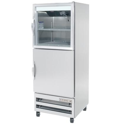 Beverage-Air RI18 27 Inches One Section [Solid Door] Reach-In Refrigerator