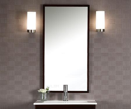 Xylem MBLOX40DW  Rectangular Portrait Bathroom Mirror