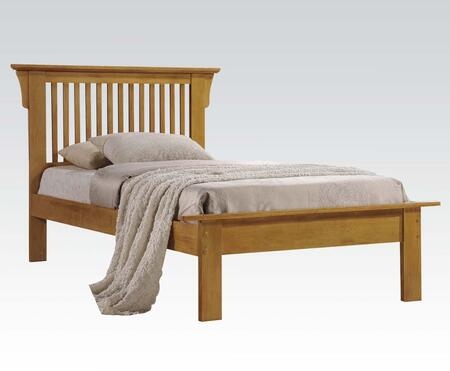 Acme Furniture 21070q Roger Series Queen Size Bed Appliances Connection