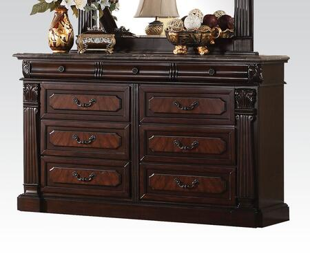 Acme Furniture 19349 Roman Empire Series Wood Dresser