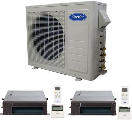 Carrier 700958 Performance Mini Split Air Conditioner System