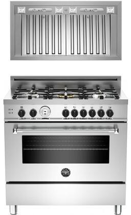 Bertazzoni 714848 Kitchen Appliance Packages