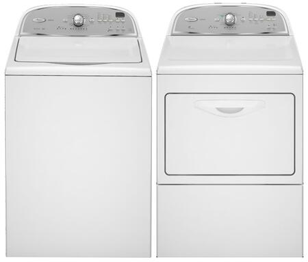 Whirlpool WTW5600XWPAIR1 Cabrio Washer and Dryer Combos
