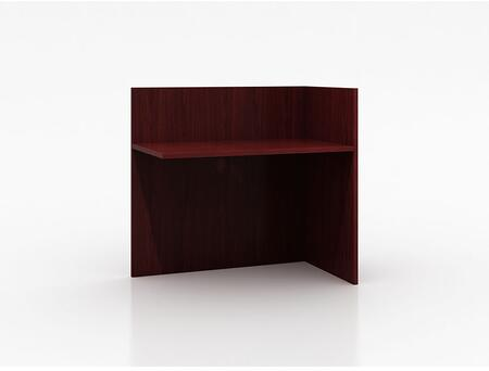 Boss N180M Transitional Standard Office Desk